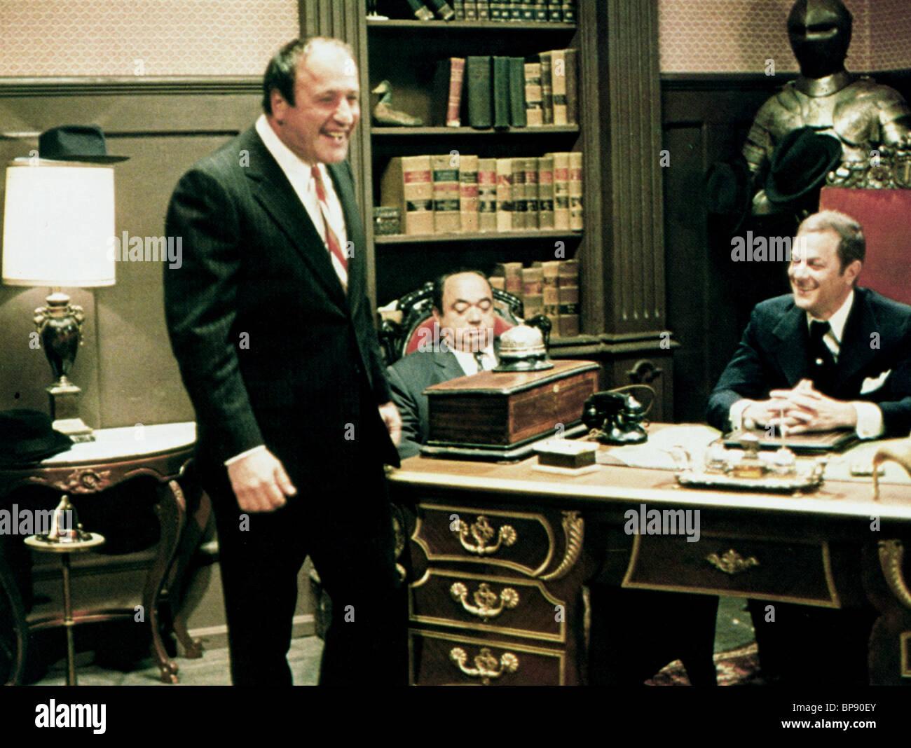 VIC TAYBACK & TONY CURTIS LEPKE (1975) - Stock Image