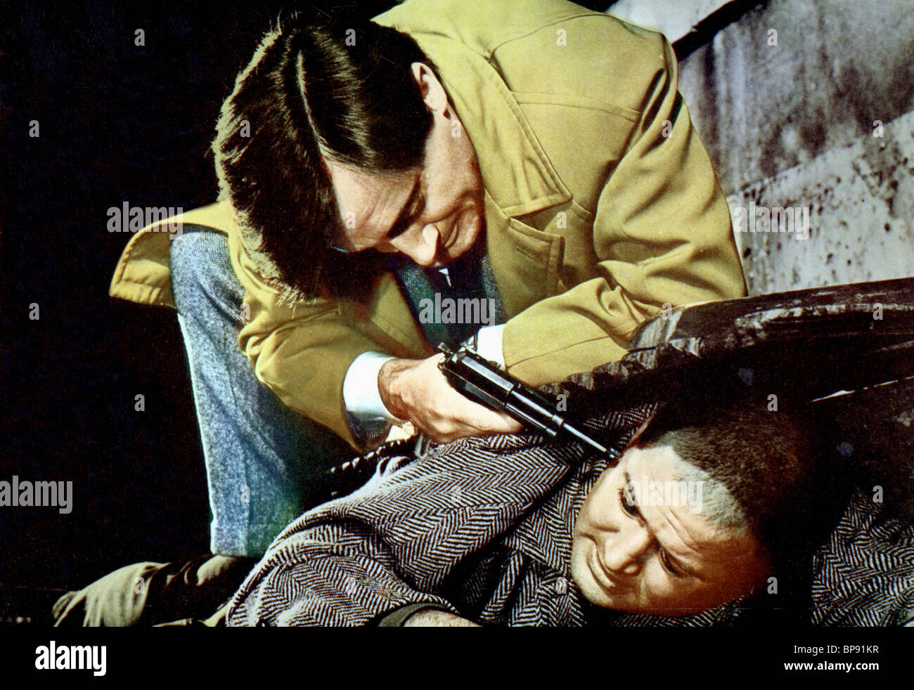 SCENE WITH ROBERT VAUGHN THE VENETIAN AFFAIR (1967) - Stock Image