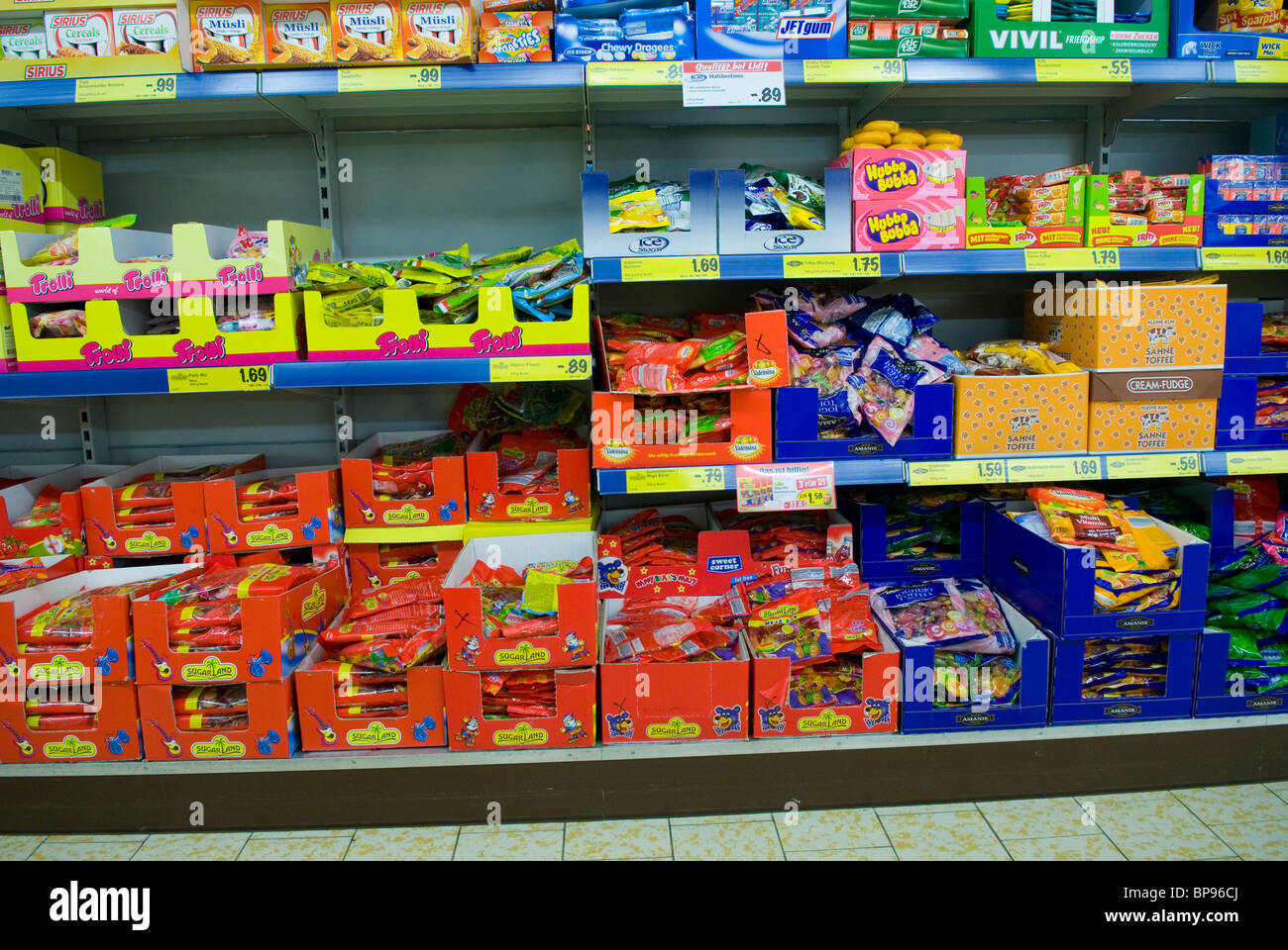 Aldi And Lidl Chocolate Boxes