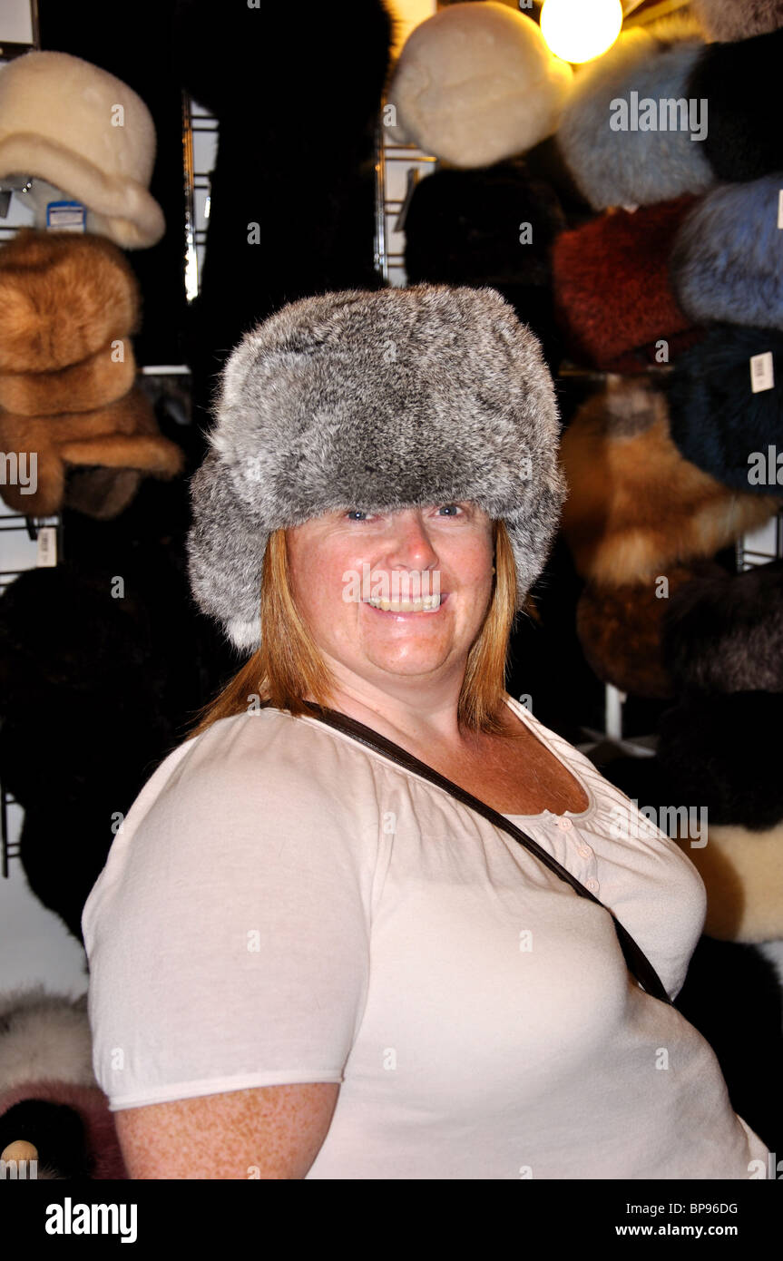 776173d6626 Russian Fur Hat Stock Photos   Russian Fur Hat Stock Images - Alamy