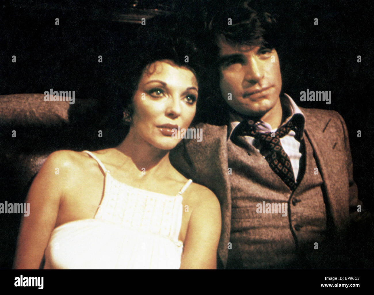 Joan Collins Oliver Tobias The Stud 1978