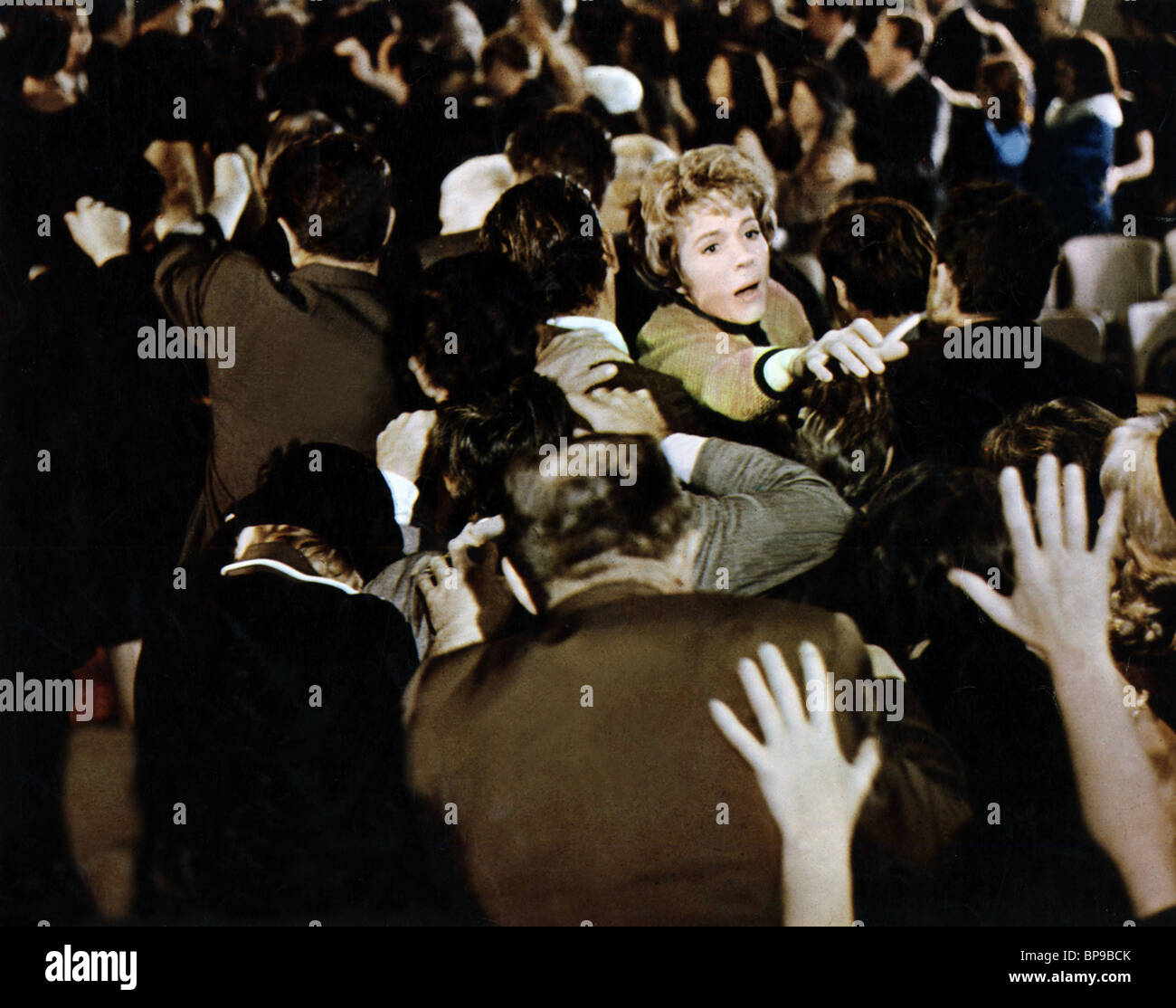 JULIE ANDREWS TORN CURTAIN (1966) - Stock Image