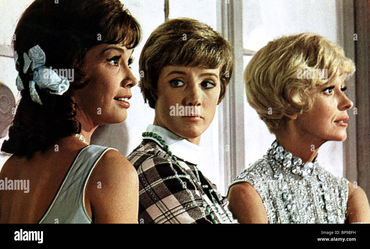 MARY TYLER MOORE JULIE ANDREWS & CAROL CHANNING THOROUGHLY ...