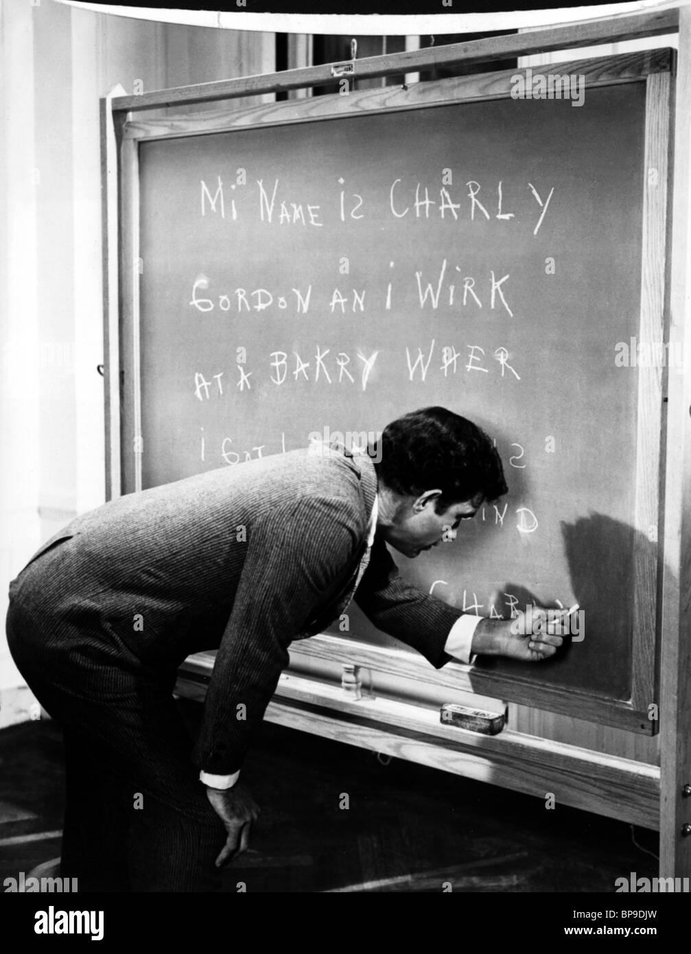 CLIFF ROBERTSON CHARLY (1968 Stock Photo 30941089 , Alamy