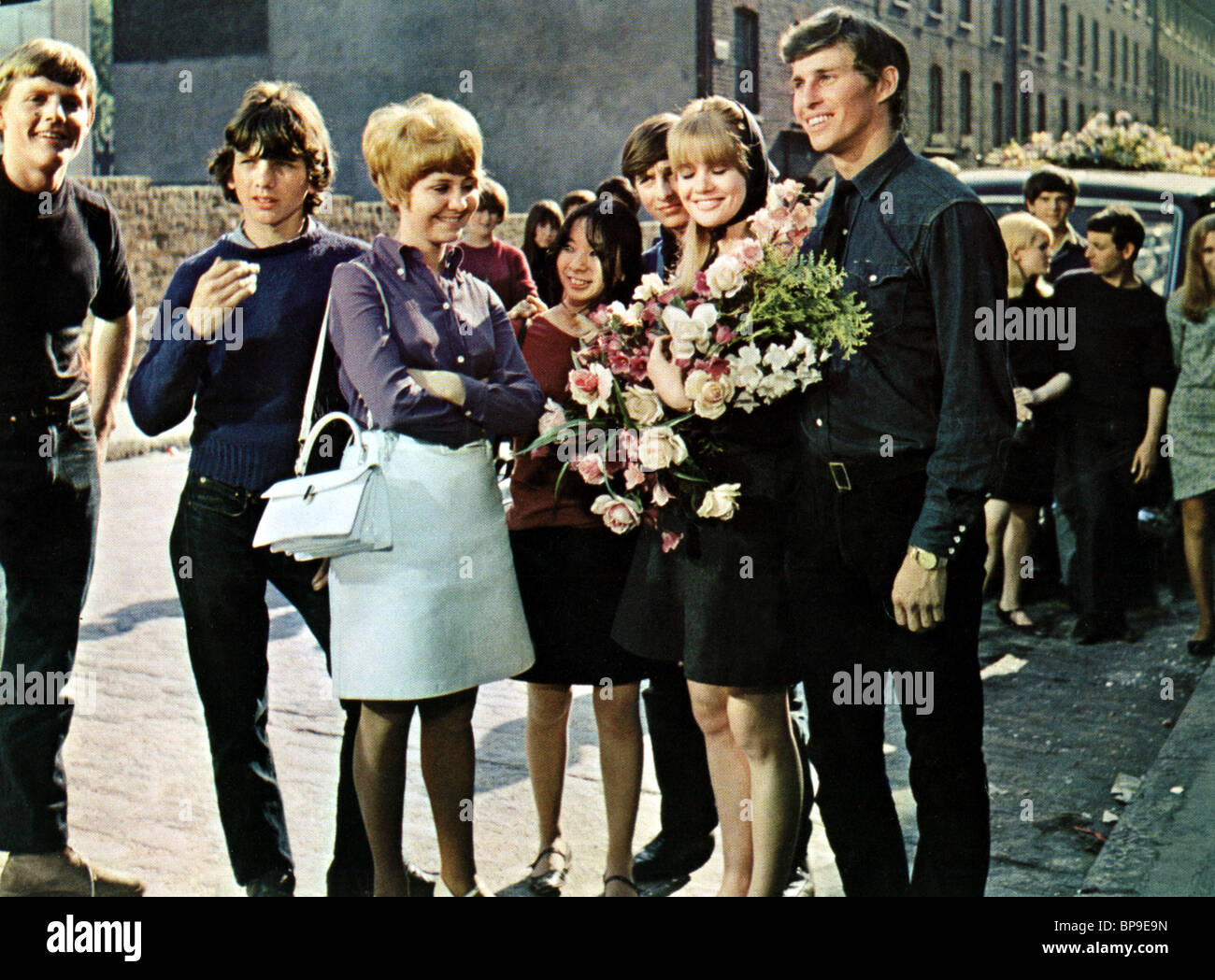 LULU, CHRISTIAN ROBERTS, TO SIR  WITH LOVE, 1967 - Stock Image