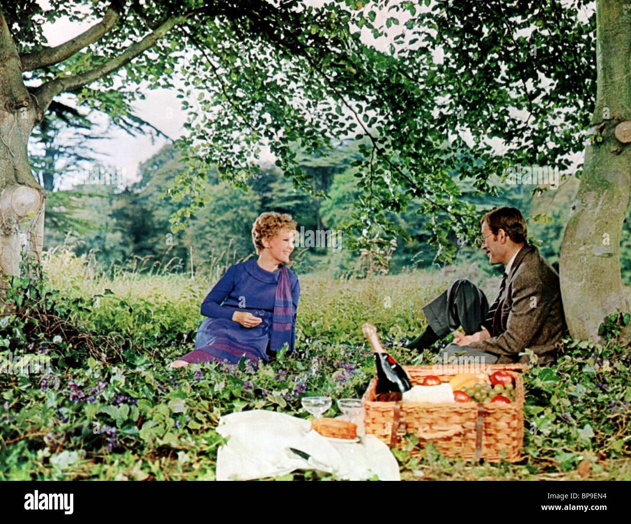 PETULA CLARK, PETER O'TOOLE, GOODBYE  MR. CHIPS, 1969 - Stock Image