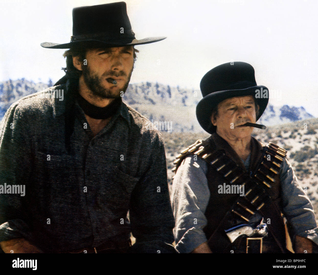 Billy Curtis clint eastwood