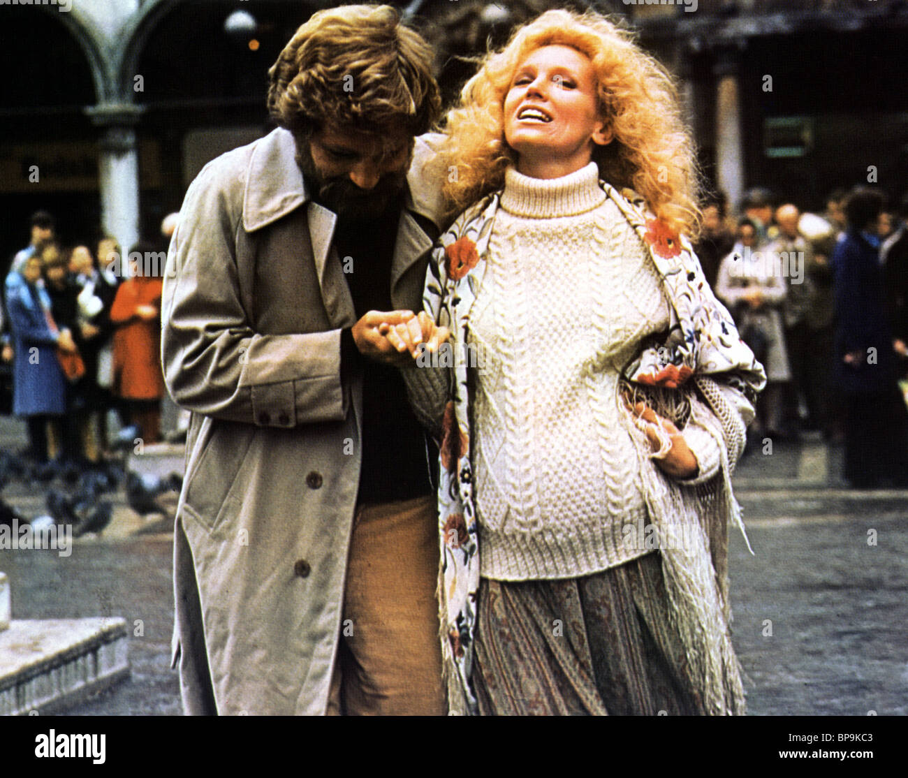 GEORGE SEGAL, SUSAN ANSPACH, BLUME IN LOVE, 1973 - Stock Image