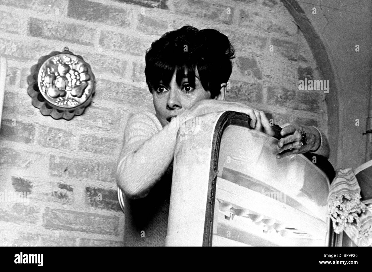 AUDREY HEPBURN WAIT UNTIL DARK (1967) Stock Photo