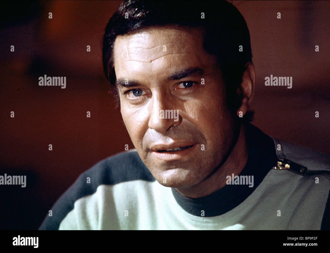 MARTIN LANDAU SPACE 1999 ; SPACE: 1999 (1975) - Stock Image