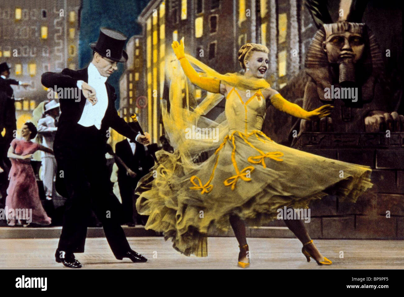 Fred Astaire Ginger Rogers The Barkleys Of Broadway 1949 Stock Photo Alamy