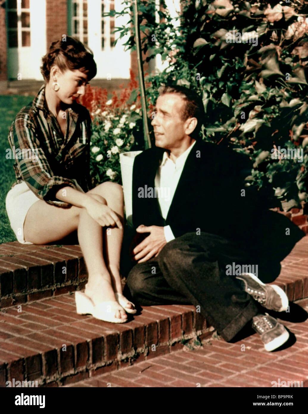 Humphrey Bogart Sabrina 1954 Stock Photos & Humphrey ...