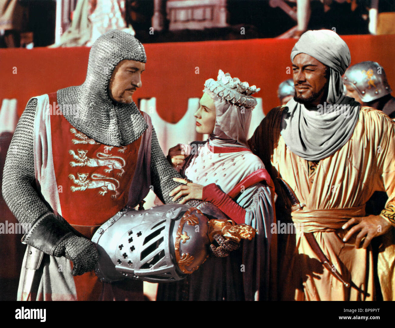 Image result for king richard and the crusaders 1954