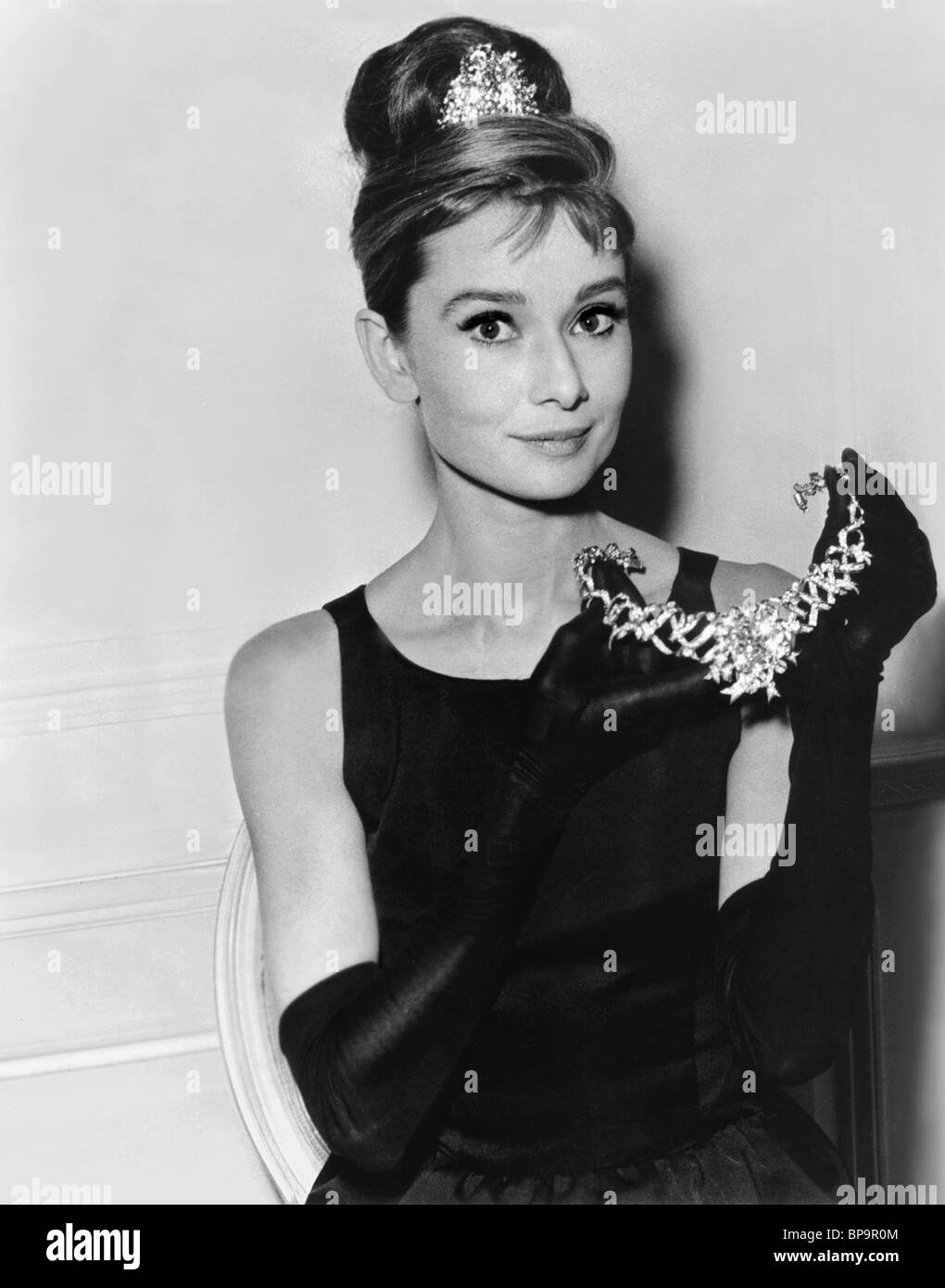 2af58723678 AUDREY HEPBURN BREAKFAST AT TIFFANY S (1961 Stock Photo  30948420 ...