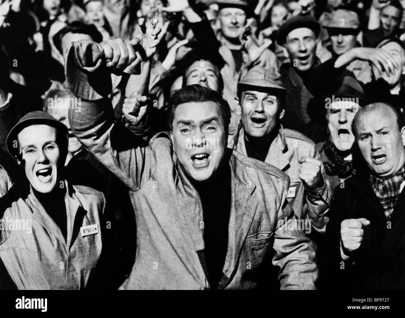 EDMOND O'BRIEN 1984; NINETEEN EIGHTY-FOUR (1956) Stock Photo
