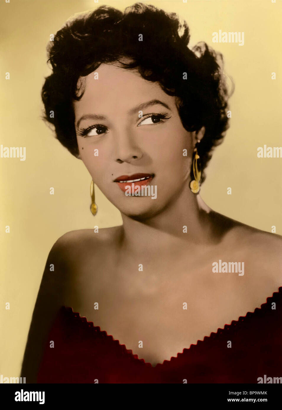 otto preminger dorothy dandridge stock photos otto preminger