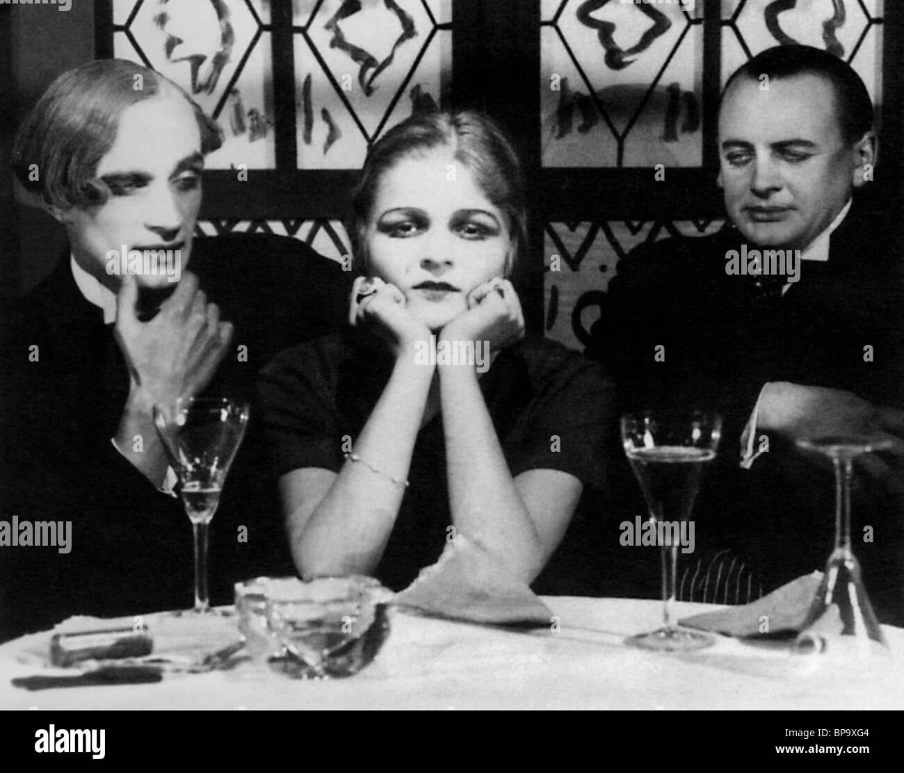 CONRAD VEIDT ANITA BERBER REINHOLD SCHUNZEL EERIE TALES (1919) - Stock Image