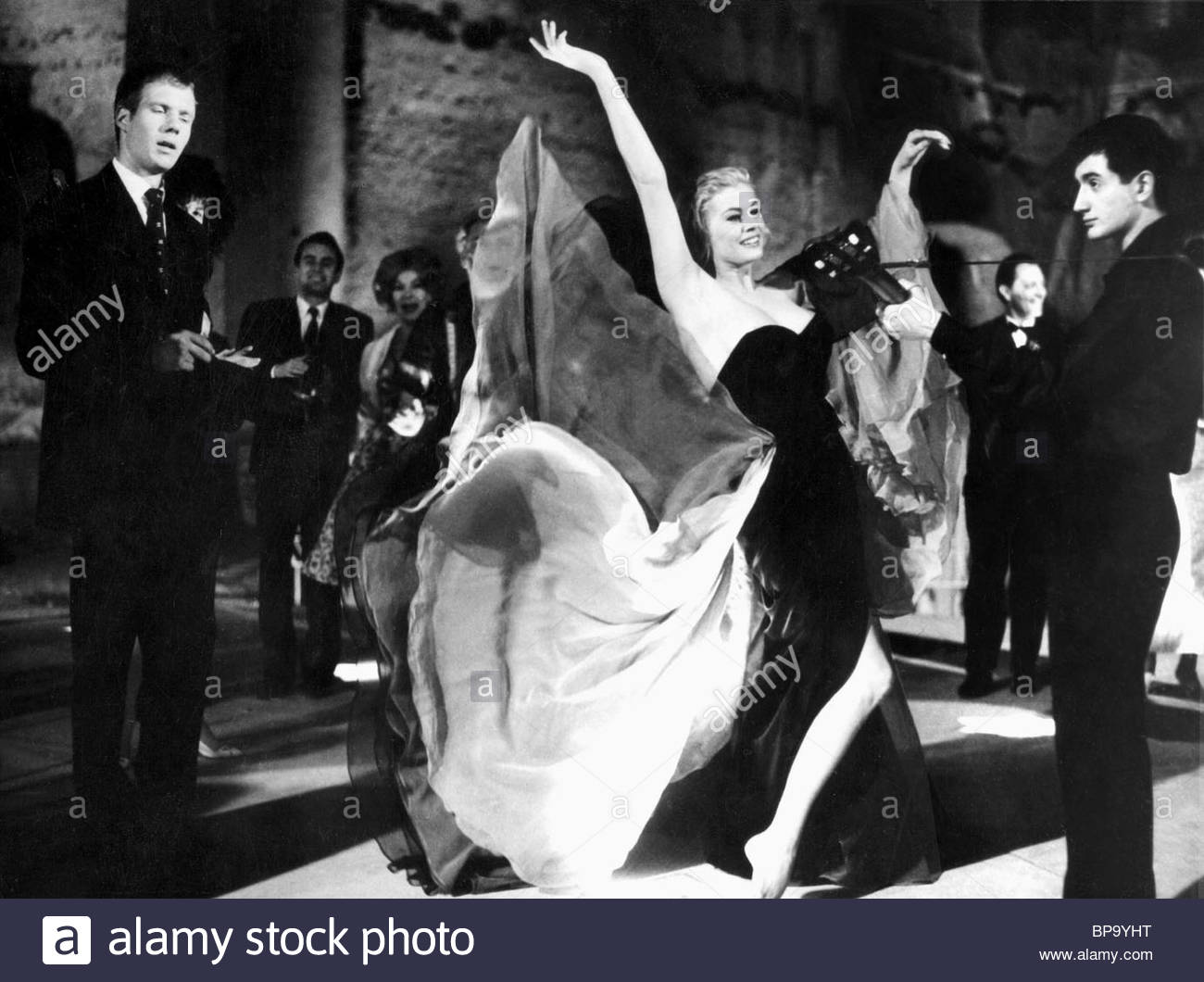 ANITA EKBERG LA DOLCE VITA (1960)
