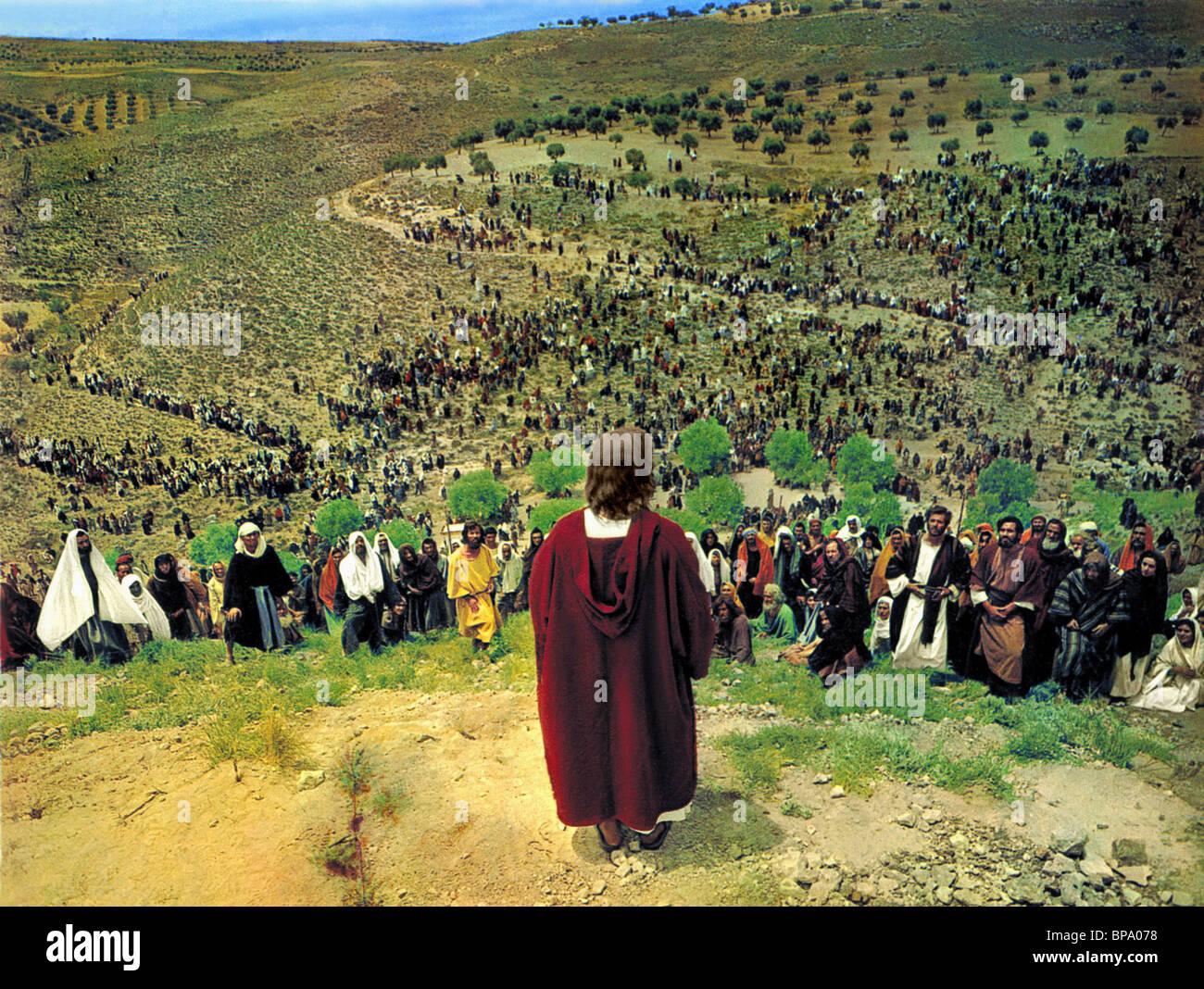 JEFFREY HUNTER KING OF KINGS (1961) - Stock Image
