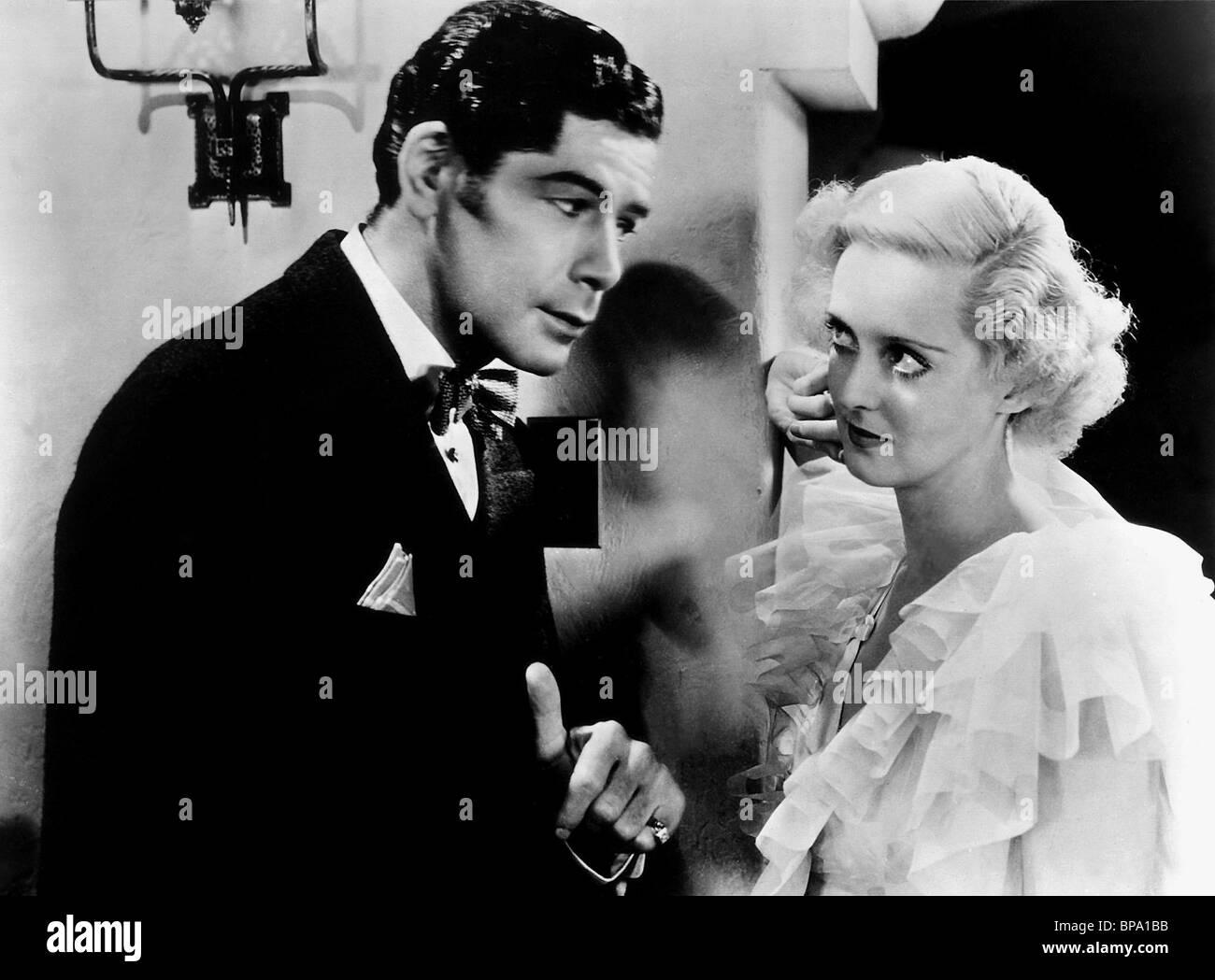 Bordertown Bette Davis Vintage film advert  poster reproduction.