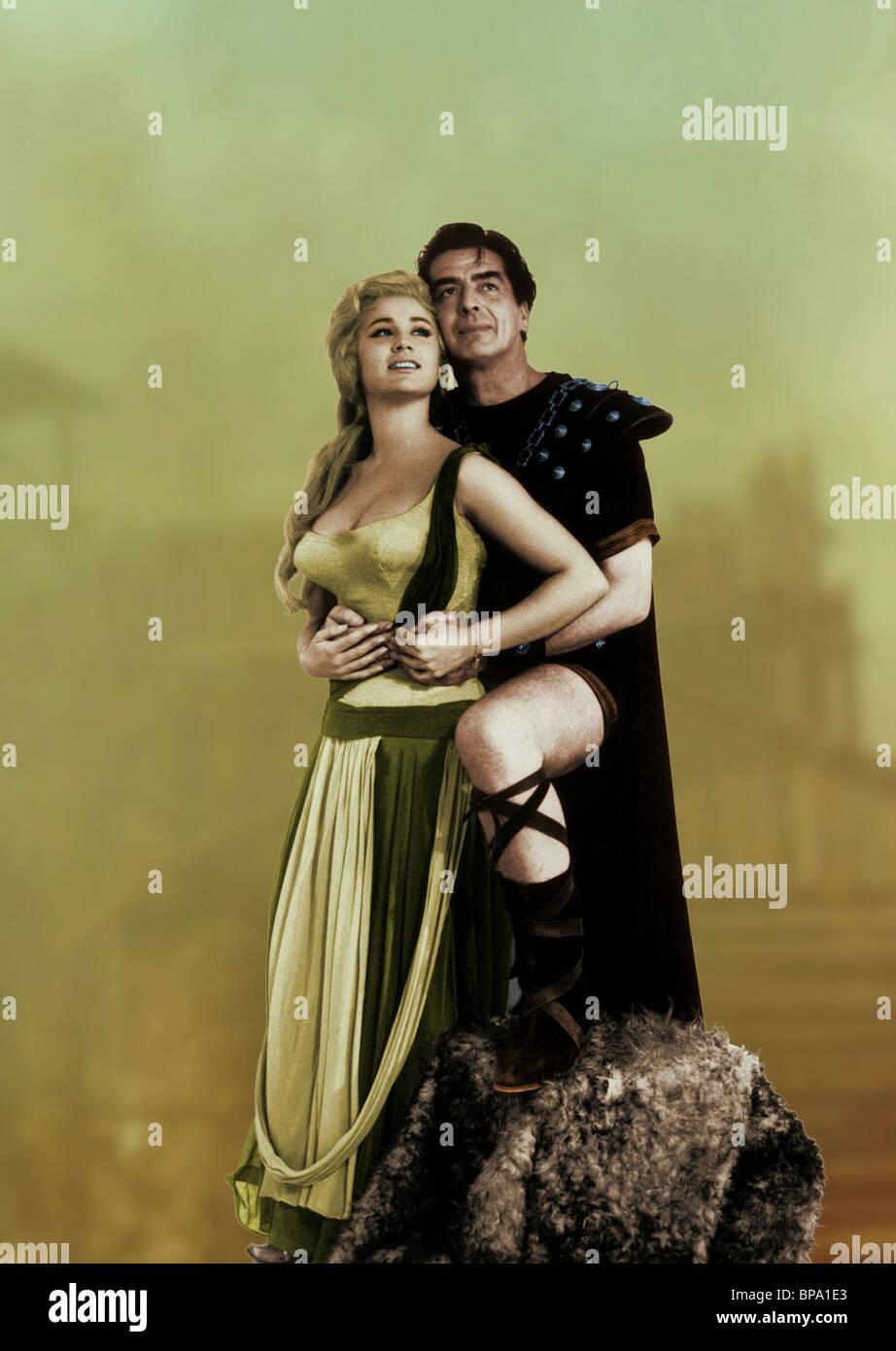 LIANA ORFEI & VICTOR MATURE THE TARTARS (1961)