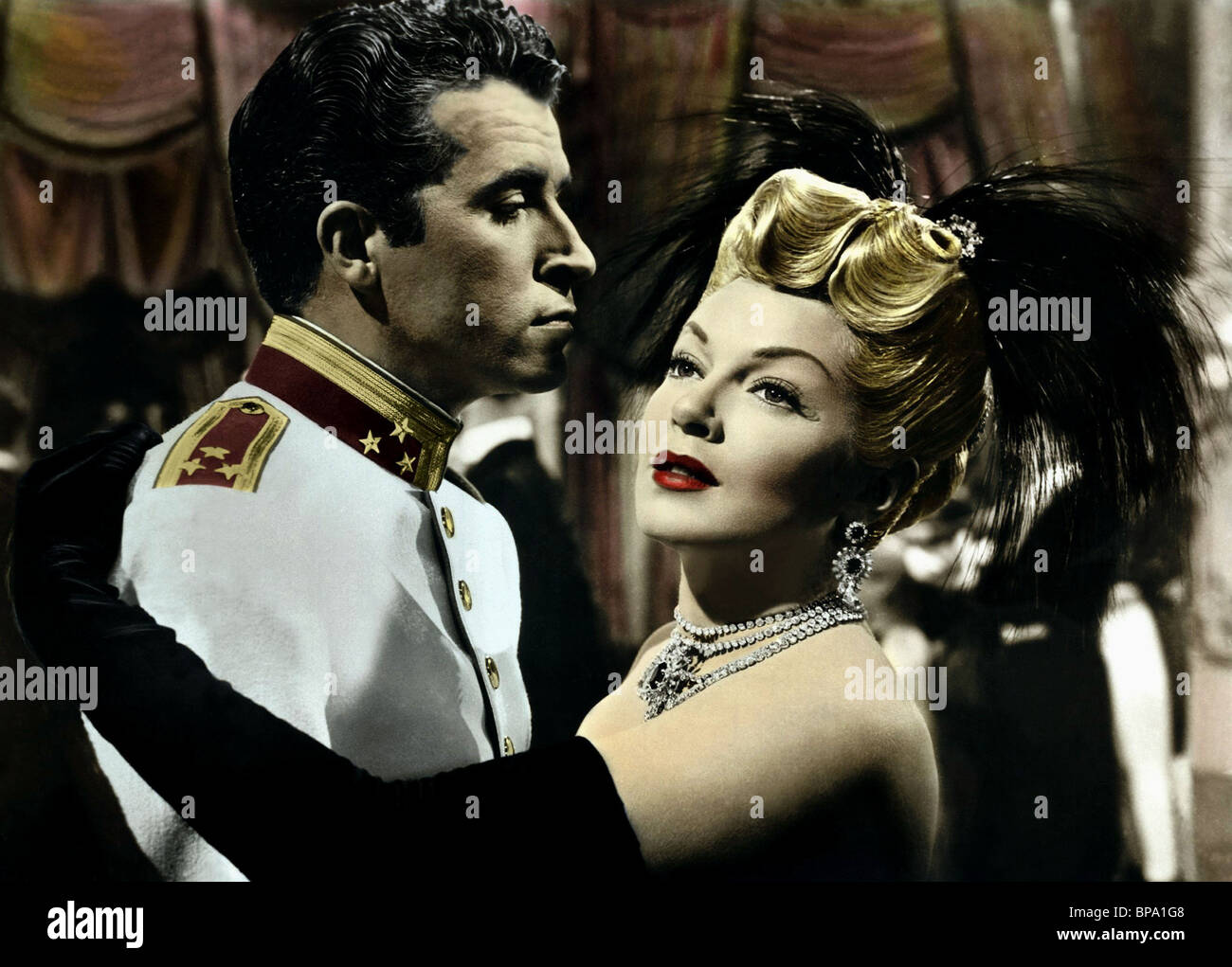FERNANDO LAMAS LANA TURNER THE MERRY WIDOW 1952