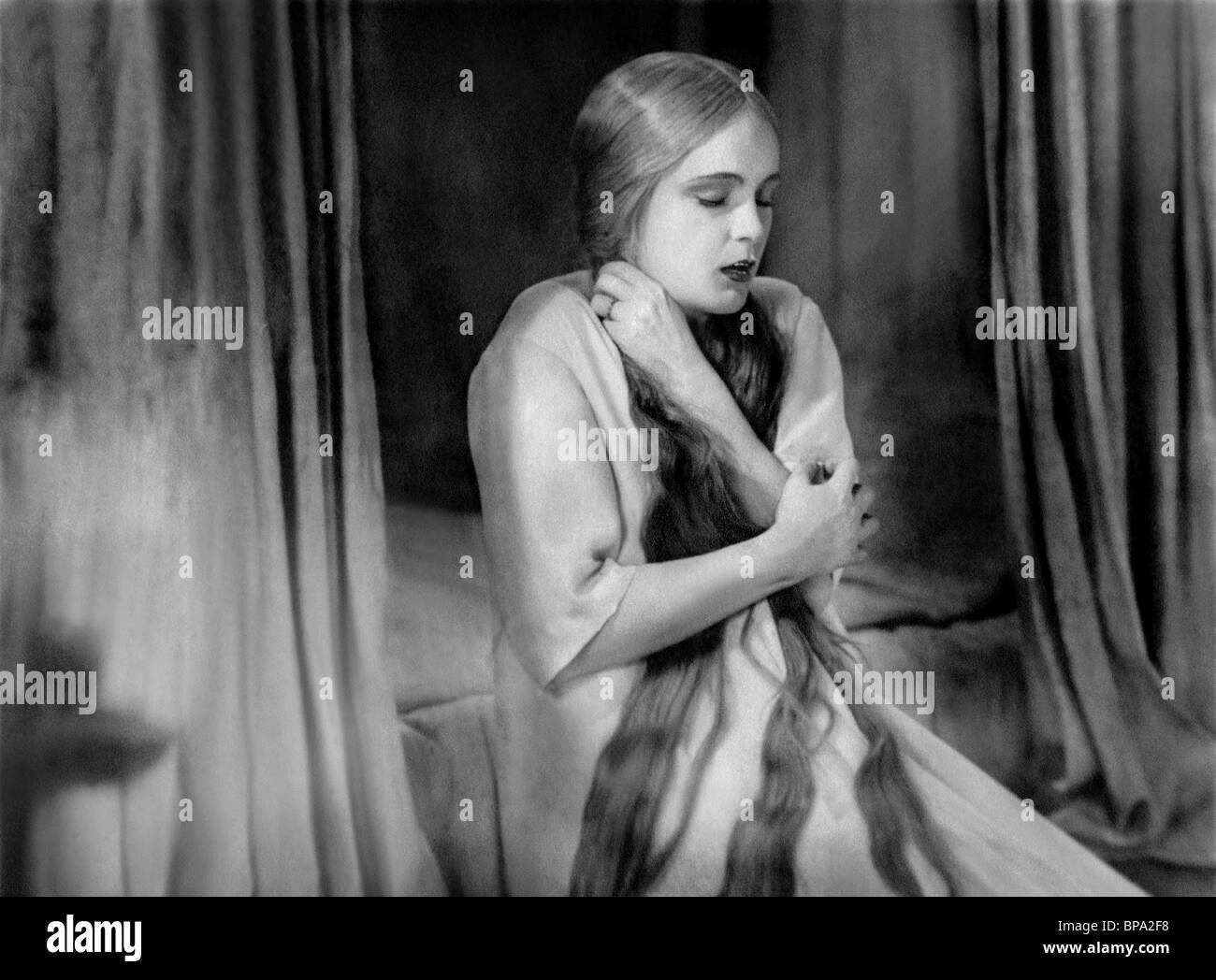 CAMILLA HORN FAUST: A GERMAN FOLK LEGEND (1926) - Stock Image