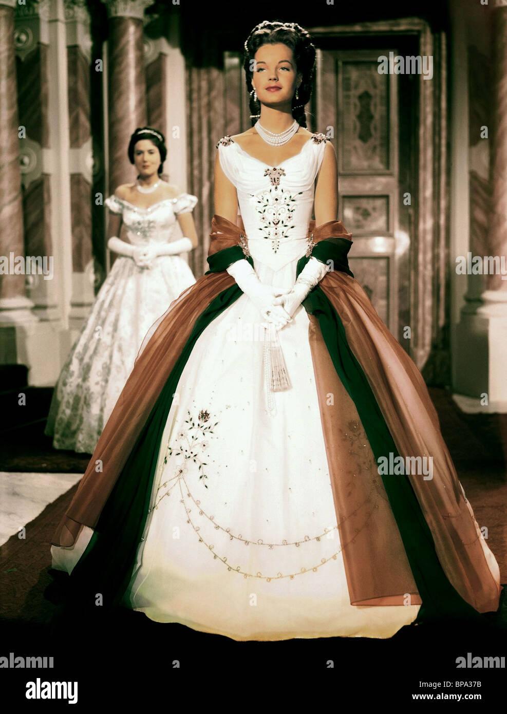 Sissi Romy Schneider 1955 Stock Photos Sissi Romy Schneider 1955