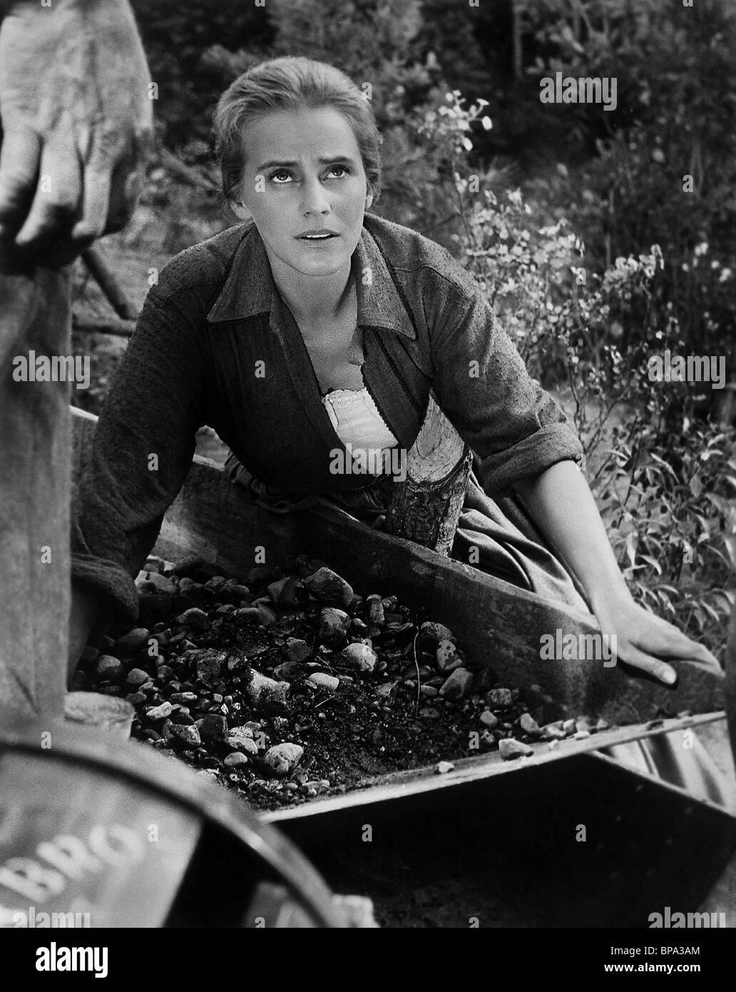 MARIA SCHELL THE BROTHERS KARAMAZOV (1958) - Stock Image