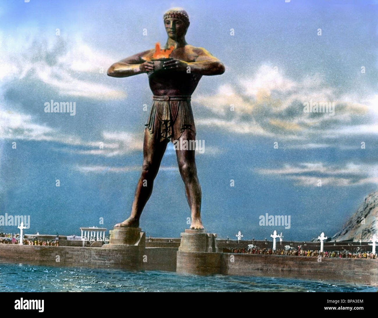 colossus of rhodes information