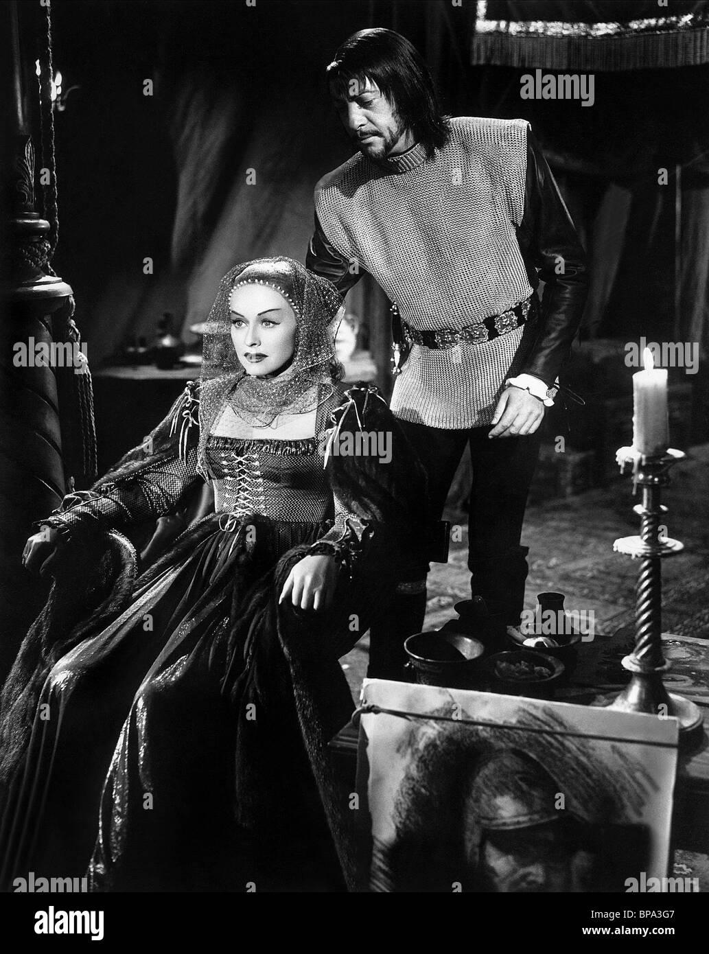 Paulette Goddard Macdonald Carey Bride Of Vengeance 1949