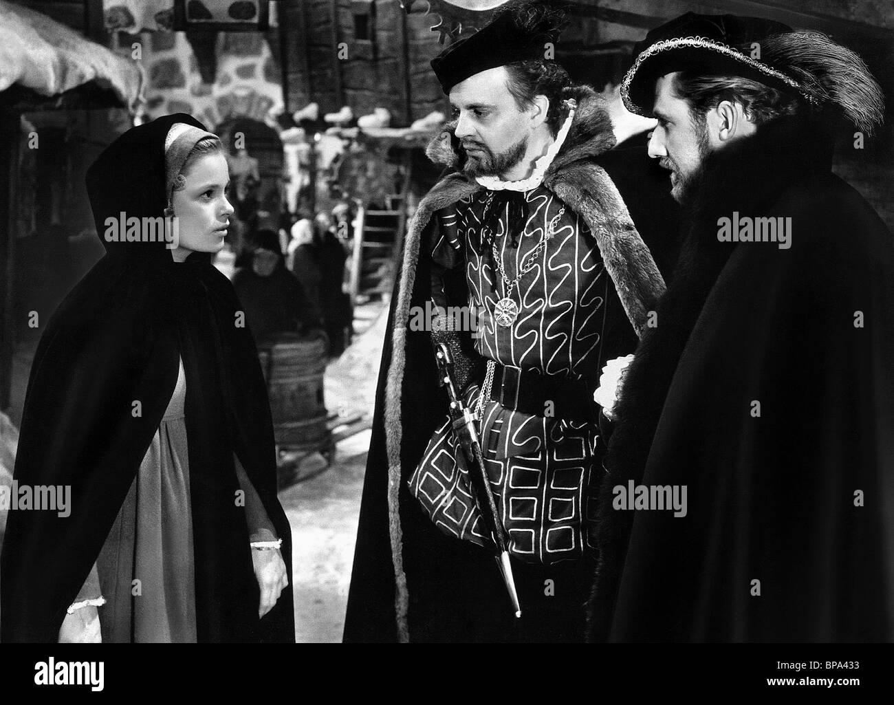 ULLA JACOBSSON SIR ARNE'S TREASURE (1954) - Stock Image