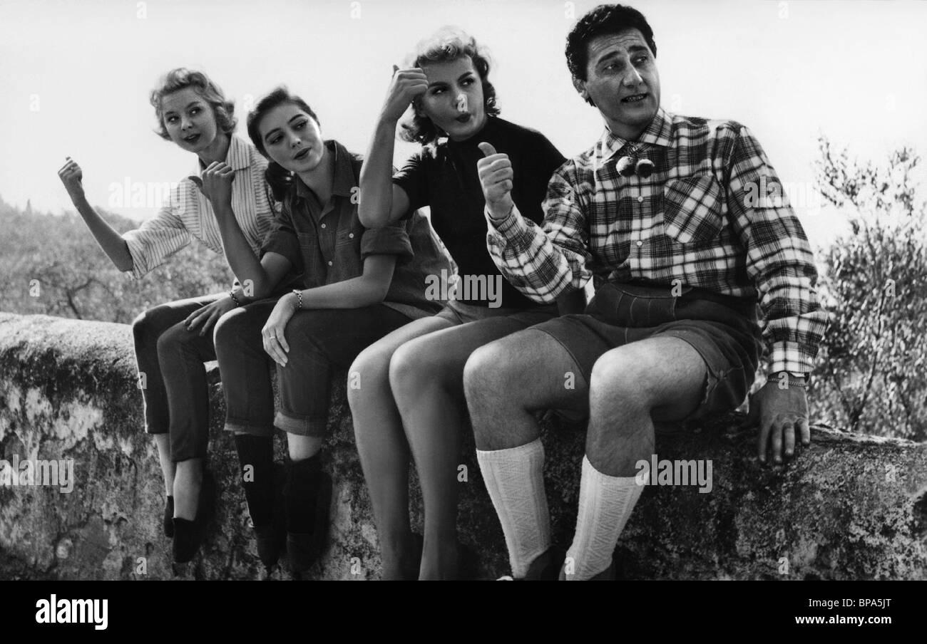 Anum Fayyaz,Gloria Romero (b. 1933) XXX videos Lynn Chen,Debbie Allen