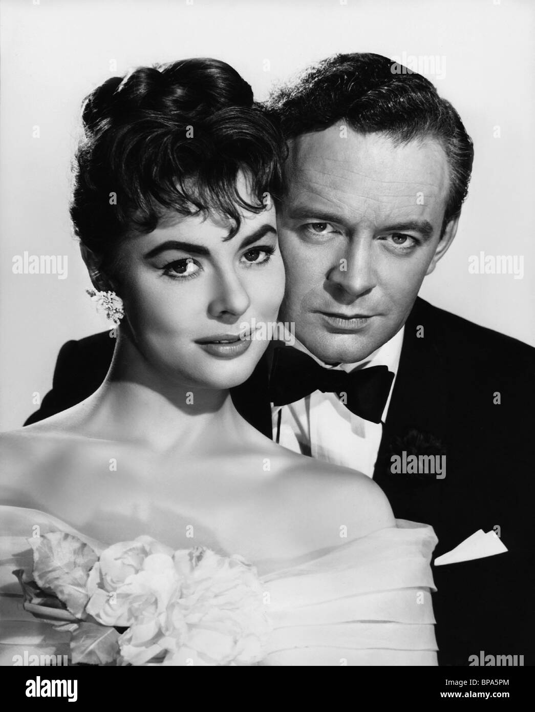 ANNE HEYWOOD & TONY BRITTON THE HEART OF A MAN; (1959) - Stock Image