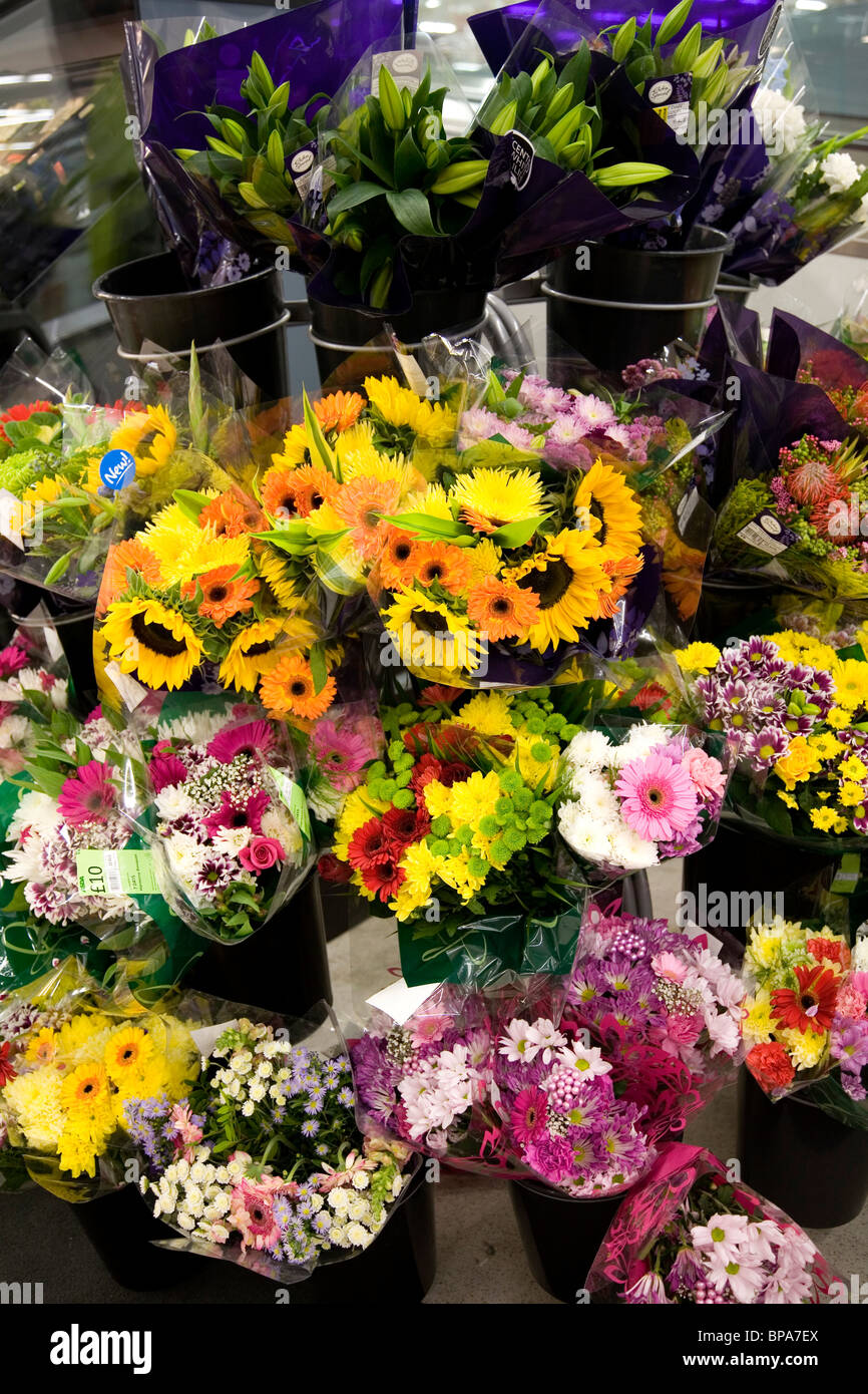 Asda Flowers Stock Photo: 30958226 - Alamy