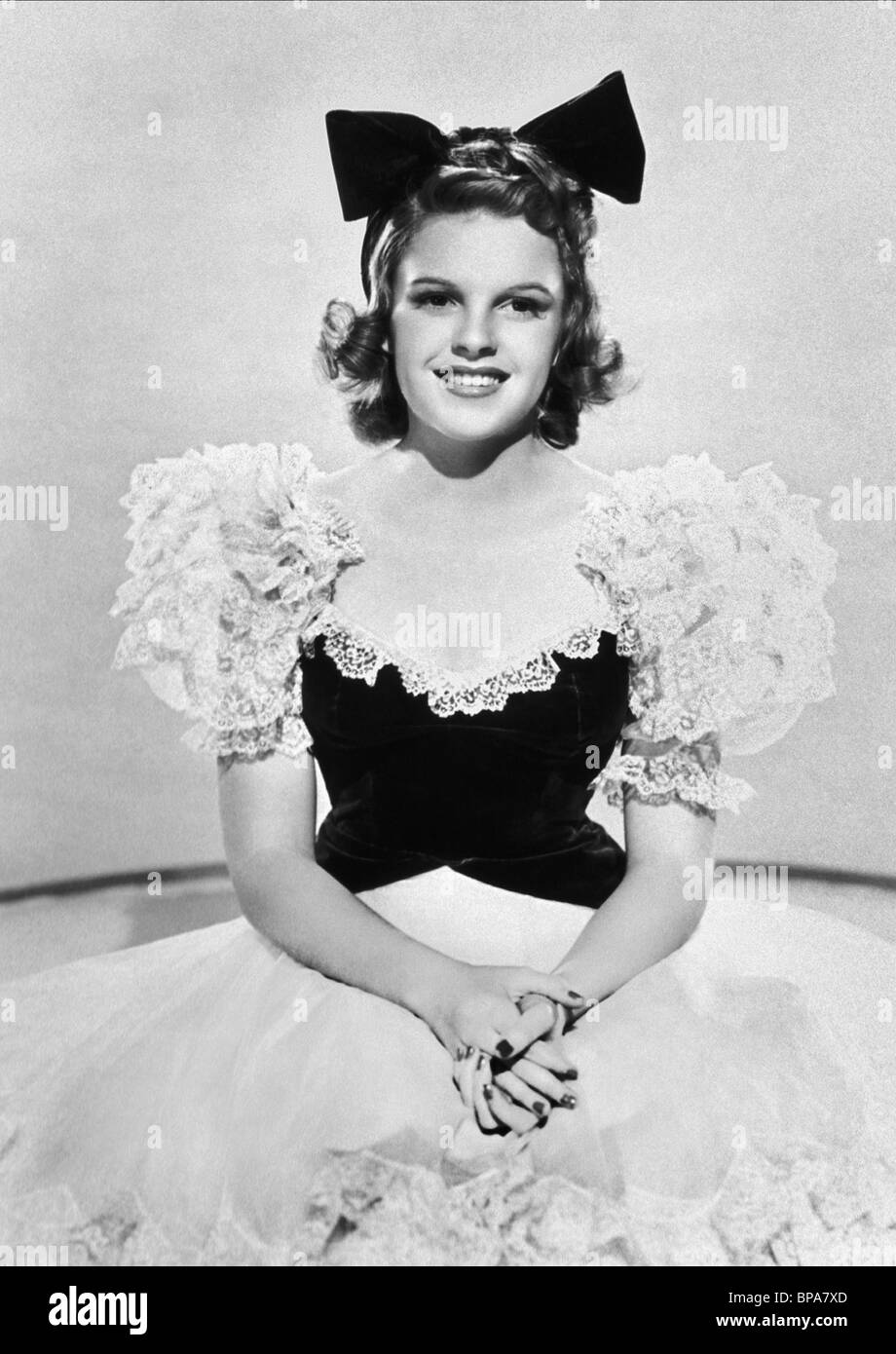 Judy Garland Strike Up The Band 1940 Stock Photo Alamy