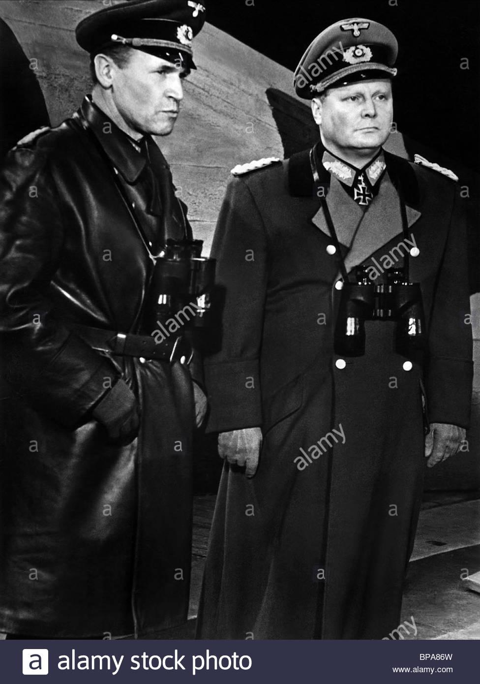 WOLFGANG PREISS & ERNST SCHRODER THE LONGEST DAY (1962)