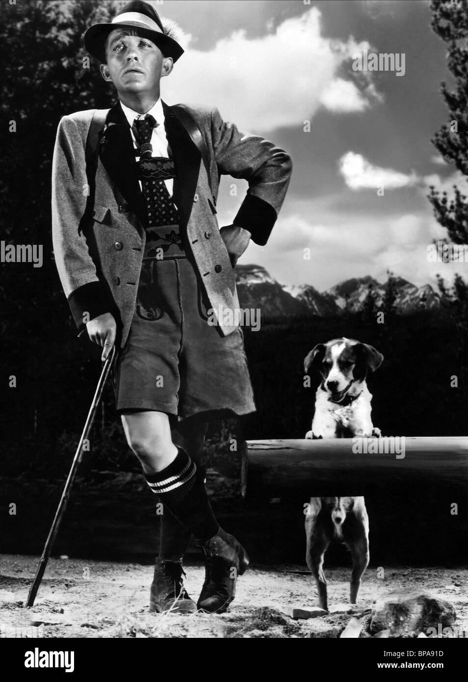 BING CROSBY THE EMPEROR WALTZ (1948) - Stock Image