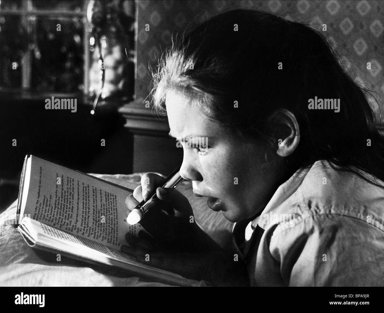 KAREN BALKIN THE CHILDREN'S HOUR (1961) - Stock Image