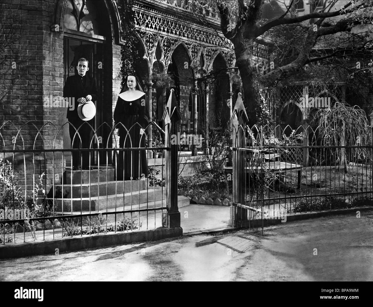 BING CROSBY INGRID BERGMAN THE BELLS OF ST. MARY'S (1945) - Stock Image