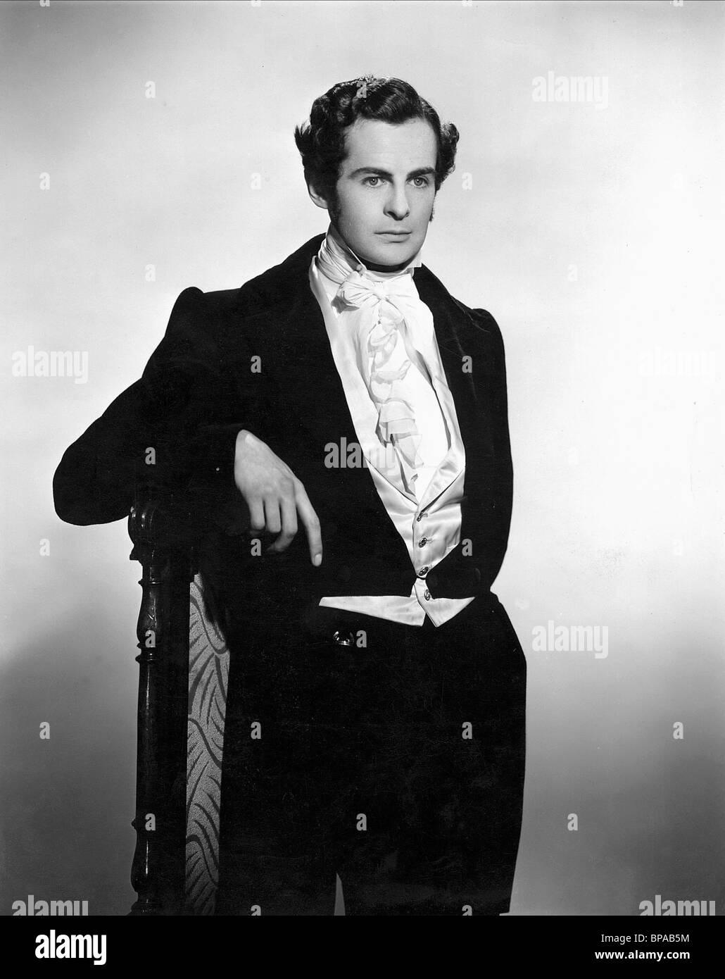 DEREK BOND UNCLE SILAS (1947) - Stock Image