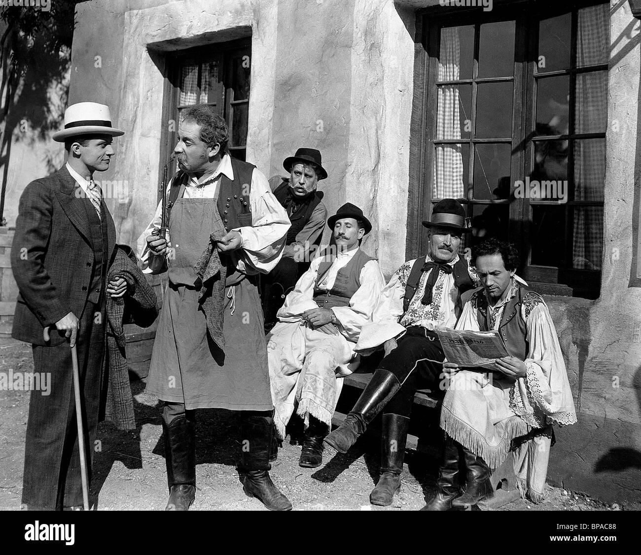 DWIGHT FRYE DRACULA (1931) - Stock Image