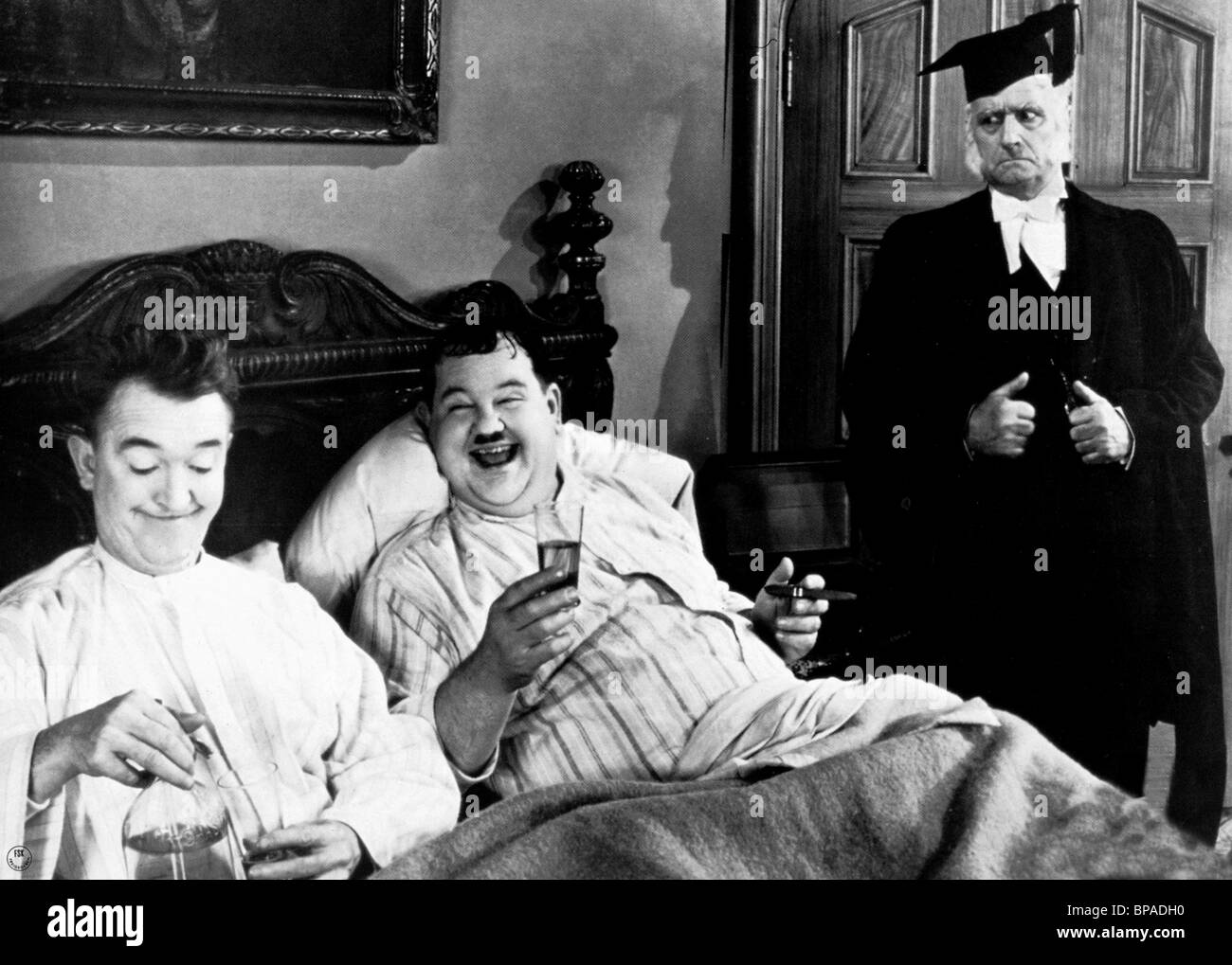 Laurel And Hardy Bed Stock Photos & Laurel And Hardy Bed Stock ...