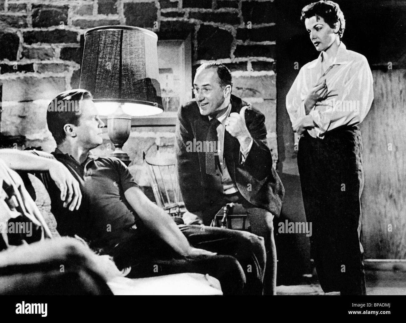 97346f5c02 RALPH MEEKER KEENAN WYNN   JANE RUSSELL THE FUZZY PINK NIGHTGOWN (1957) -  Stock
