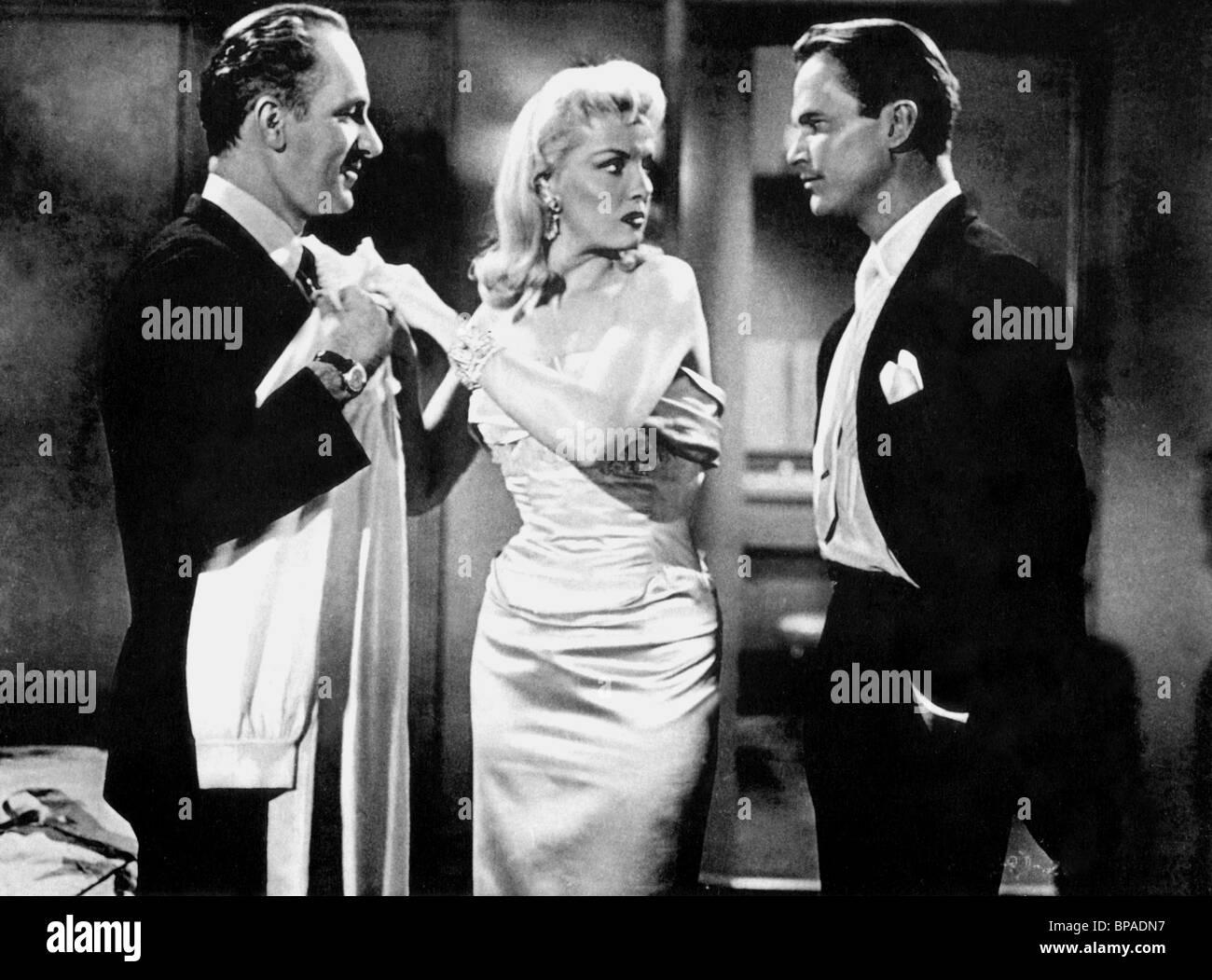 7ce2cd0c87 KEENAN WYNN JANE RUSSELL   RALPH MEEKER THE FUZZY PINK NIGHTGOWN (1957) -  Stock