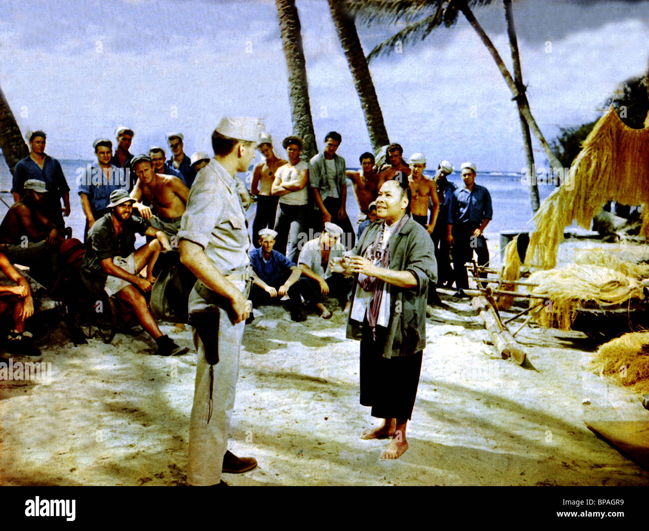 JUANITA HALL SOUTH PACIFIC (1958) - Stock Image