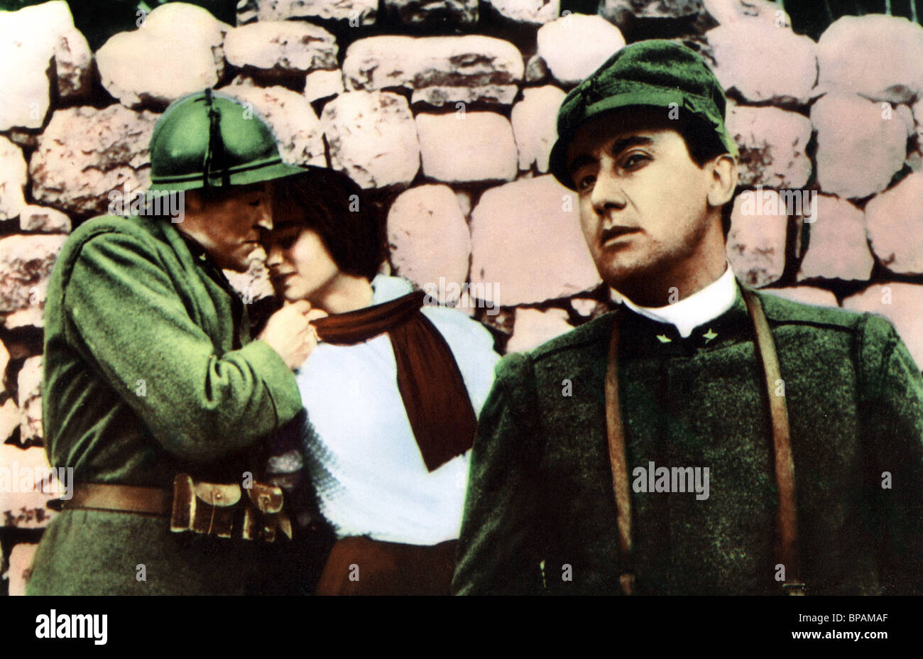 SCENE WITH ALBERTO SORDI THE GREAT WAR; LA GRANDE GUERRA (1959) - Stock Image