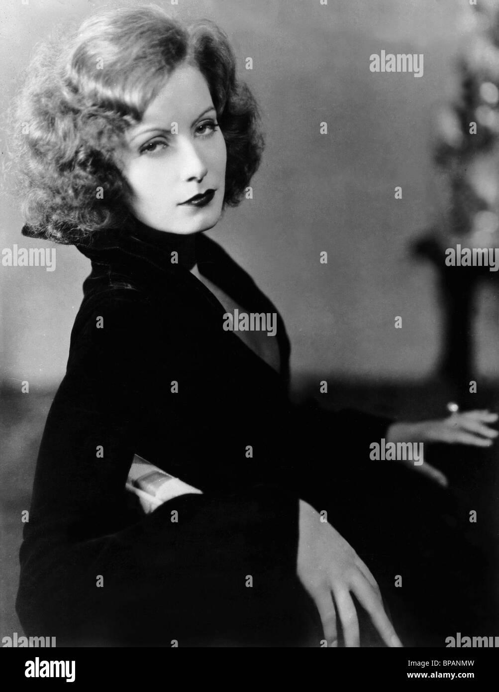 GRETA GARBO THE SINGLE STANDARD (1929) - Stock Image