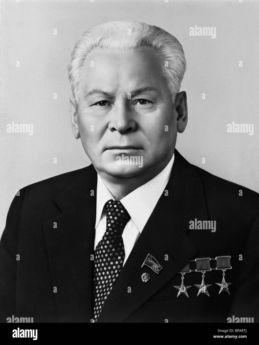 Konstantin Chernenko - Stock Image