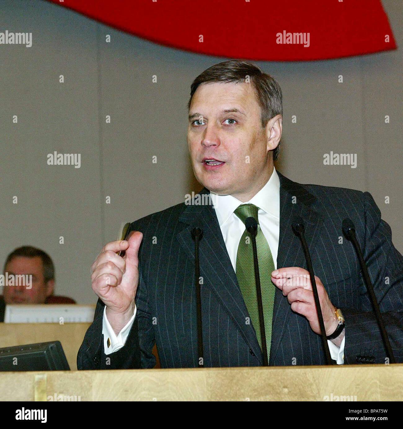 Former State Duma deputy Vasily Shandybin dies 13